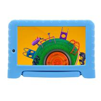 Tablet Multilaser Discovery Kids 16GB Tela 7 Pol. Wi-fi Dual Câmera Azul - NB309 -