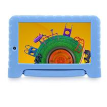 Tablet Multilaser Discovery Kids 16GB Tela 7 Pol. Wi-fi Dual Câmera Azul - NB309X outlet -