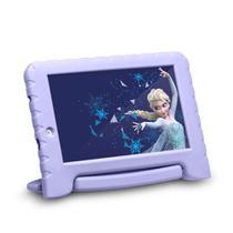 Tablet Multilaser Disney Frozen Plus Wi Fi Tela 7 Pol. 16GB Quad Core - NB315 -
