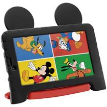 Tablet Multilaser Disney Mickey Mouse Plus nb314 16gb Tela 7pol. Quad-Core - Preto -