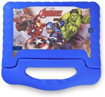 Tablet Multilaser Disney Vingadores Plus 7 8GB azul 1GB RAM -