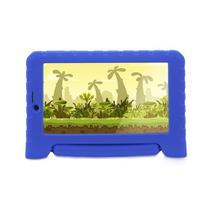 Tablet Multilaser Kid Pad 3G Plus Azul 1Gb Android 8.1 Oreo Wifi Memória 8Gb Quad Core - NB291 -