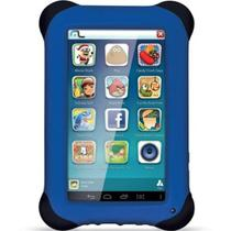Tablet Multilaser Kid Pad 8Gb , Quad Core , Android 4.4 , Cam 2.0 MP, Azul - NB194