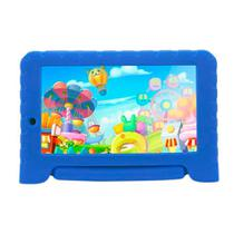 Tablet Multilaser Kid Pad 8GB WI-FI Tela 7 Quad Core 1.2GHz Android 7.0 Câmera 2MP NB279
