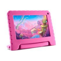 "Tablet Multilaser Kid Pad Lite 7"" 8GB 8.1 NB303 - Rosa -"