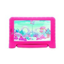 Tablet Multilaser Kid Pad M7 3G Plus Rosa - NB-292 -