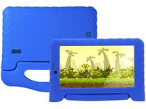"Tablet Multilaser Kid Pad Plus 8GB 7"" 3G/Wi-Fi - Android Oreo (Go) Quad-Core com Câmera Integrada -"