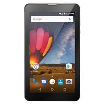 Tablet Multilaser M7 3G Plus 1GB 8GB Quad Core Dual Câmera Tela 7 Dual Chip Preto - NB269 -
