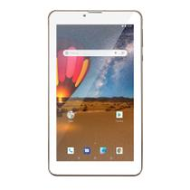 Tablet Multilaser M7 3G Plus Dual Chip Quad Core 1 GB de Ram Memória 16 GB Tela 7 Polegadas Dourado - NB306