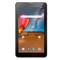Tablet Multilaser M7 3G Plus, Faz Ligações, 3G, Bluetooth, Android 8.1 Oreo, 16GB, Tela de 7, Preto - NB304 -