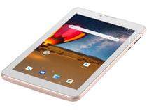 "Tablet Multilaser M7 3G Plus NB305 16GB 7"" - 3G Wi-Fi Android 8.0 Quad Core Câmera Integrada"