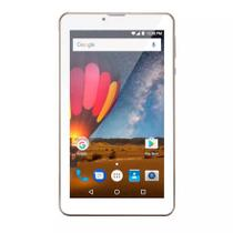 Tablet Multilaser M7 3G Plus Quad Core 1GB RAM Câmera Wi-Fi