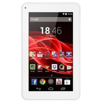 Tablet Multilaser M7s - Tela 7 Android 4.4 Quad Core 1.2ghz, Camera, 8gb, 3g Wi-fi - Nb185 - Branco