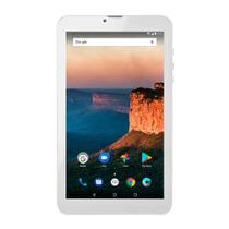 Tablet Multilaser M9 3G NB284, Android 7.0, Tela 9.0, Memoria 8GB, Dual Chip - Prata