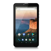 Tablet Multilaser M9-3G Preto Quad Core Android 6.0 Dual Câmera Wi-Fi 3G Bluetooth Tela Capacitiva 9