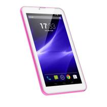 Tablet Multilaser M9-3G Rosa Quad Core Android 6.0 Dual Câmera Wi-Fi 3G Bluetooth Tela Capacitiva 9