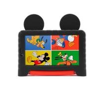 Tablet Multilaser Mickey Mouse Plus Wi Fi Tela 7 Pol. 16GB Quad Core - NB314 -