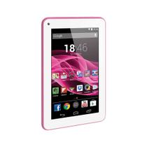 Tablet Multilaser NB186 M7S 7QUAD Core 1.2GHZ 4.4 Rosa