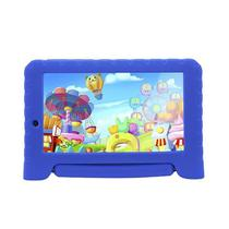 Tablet Multilaser Nb278 Kid Pad Plus Android 7.0 Quad Core 8Gb 7Pol Azul