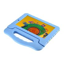 Tablet Multilaser NB290 Discovery Kids 7 Pol 8GB Quad Core Azul