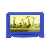 Tablet Multilaser NB291 Kid Pad 3G Plus 1GB Ram 16GB Quad Core Android 8.1 Oreo Azul -