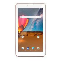 Tablet Multilaser NB305 M7 Wi Fi 3G Plus 16GB Quad Core Rosa -