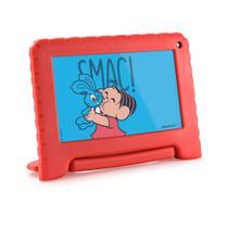 Tablet Multilaser Turma Da Monica 16gb 1gb Quad Core Nb341 -