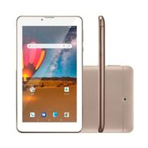 Tablet Nb306 M7 3G Plus 16Gb Dourado Multilaser -