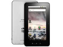 Tablet Phaser Kinno Plus PC709 4GB  - Tela 7 Polegadas Android 2.3.4 Wi-Fi Câmera 2MP