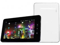 """Tablet Phaser Kinno Plus PC709 Android 2.3 3G - Wi-Fi 4GB Tela 7"""" Câmera 2MP HDMI USB"""
