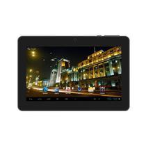 "Tablet Phaser Kinno Plus, Tela 7"", Android 4.0.3, 512MB de Memória, Wi-Fi, 3G (Via Modem Externo), P -"