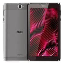 Tablet Philco 7 Polegadas PTB7RSG Android GO 9.0  Cinza Bivolt -