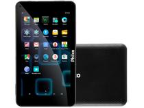 "Tablet Philco PH7PP 8GB 7"" Wi-Fi Android 6.0 - Proc. Quad Core com Câmera Integrada"