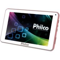 "Tablet Philco PTB7QRG 8GB 7"" Wi-Fi - Android 7.1.2 Nougat Quad Core -"