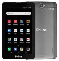 Tablet Philco PTB7QSG 3G Preto