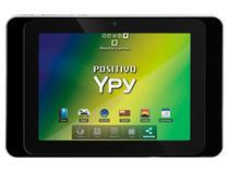 """Tablet Positivo Ypy Android 2.3 Wi-Fi Bluetooth - 2GB Tela 7"""" Câmera 2MP Conexões HDMI e USB"""