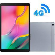Tablet Samsung Galaxy SM-T515 4G Prata Tela 10,1 Wi-Fi 32GB -