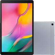 "Tablet Samsung Galaxy Tab A 32GB Octa-Core 1.8GHz Wi-Fi Tela 10,1"" Android Pie - Prata -"
