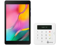 "Tablet Samsung Galaxy Tab A T290 32GB 8"" Wi-Fi  - Android 9.0 Quad Core Câm. 8MP + Máquina de Cartão"