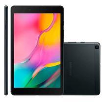"Tablet Samsung Galaxy Tab A T295, 4G, 32GB, Tela 8"" - Preto -"