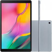 Tablet Samsung Galaxy TAB a T515N 4G 10.1P - SM-T515NZSPZTO Prata Bivolt -