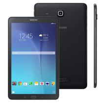 "Tablet Samsung Galaxy Tab E SM-T561, 3G, 9.6"", 8GB, 5MP, Android 4.4 - Preto"