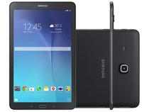 "Tablet Samsung Galaxy Tab E T560 8GB 9,6"" Wi-Fi - Android 4.4 Proc. Quad Core Câm. 5MP + Frontal"