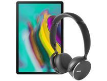"Tablet Samsung Galaxy Tab S5e T725 64GB 10,5"" 4G - Wi-Fi Android 9.1 Octa-Core + Fone de Ouvido"