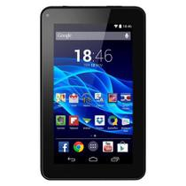 Tablet Supra Quad Core Preto Multilaser - NB199