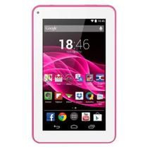 Tablet Supra Quad Core - Rosa Multilaser - NB201