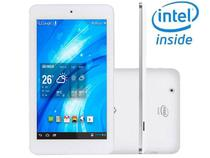 "Tablet Tectoy Veloce 8GB Tela 7"" Wi-Fi Android 4.2 - Proc. Intel Atom Dual Core Câm. 2MP + Frontal"
