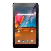 "Tablet Tela 7"" Android 8.1 Wi-Fi 16GB Multilaser M7 3G Plus NB304 Preto -"