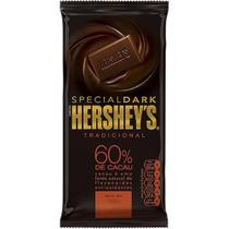 Tablete Chocolate Special Dark 60% Cacau 100g - Hersheys