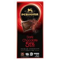 Tablete de Chocolate Amargo Dark 51% 86g - Perugina -